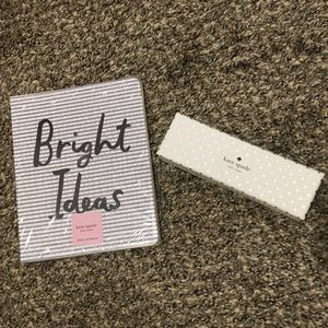 kate spade Journal & Pen Set